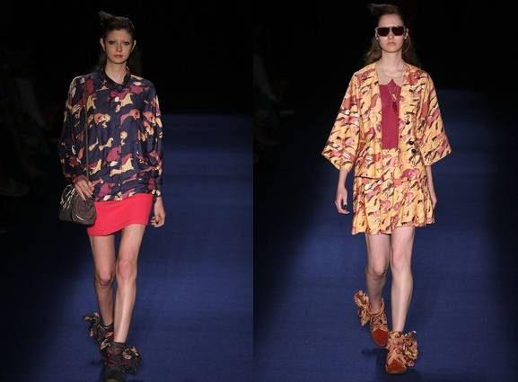 coleção outono inverno juliana jabour para a São Paulo Fashion Week 2012